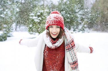 Kışın Gelen Güzellik
